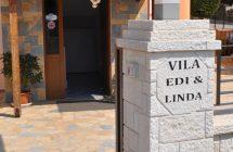 Vila Edi&Linda Ksamil Albanija