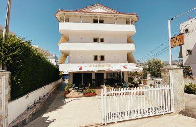 Vila White Ksamil Albanija
