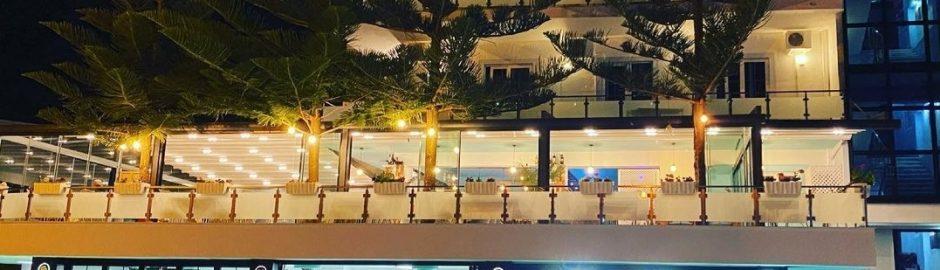 Hotel Joni Ksamil Albanija letovanje